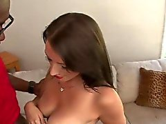 Kayla West is new to this whole cuckold scene, but shes...