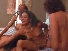 Hip Hop Divas Orgy 03 - Scene 1