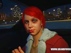 Grand Fuck Auto First Person Prostitute Pickup