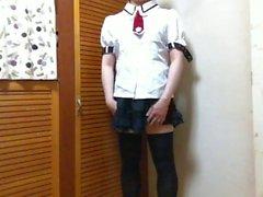 Japan cosplay cross dresse27