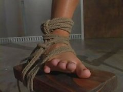 Mkenzee miles tied up