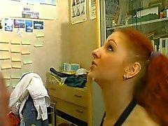 Franska redhead 2