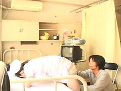 Under the table blowjob hot asian japanese