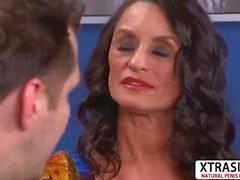 Super Step Mom Rita Daniels Gives Blowjob Sweet Tender Friend