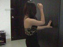 hot thaibabe dance