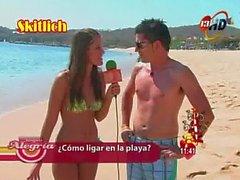 Eduman-Private.com - Vanessa Claudio Entrevista Bikini