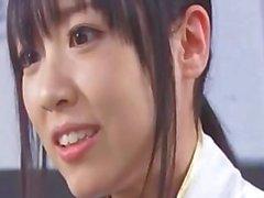 japanese femdom smoking
