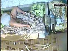 languid solo my BBW mom on spy camera