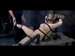 BDSM Slaves Sasha Knox and Sasha Sparks Medieval Torments