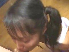 Yui Kawai swallow 3 cumshot
