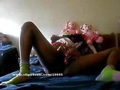 Pikku lelu vähän pillua Laaja Orgasm