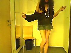Claudia Pornoro teasing