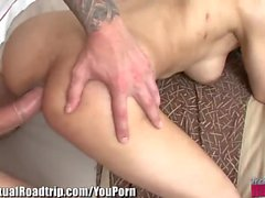 Ass to mouth after fucking with huge cock