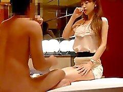 Gizli kamera 6a'daki yakalandı Kore b-liste modeli fuhuş