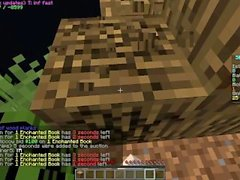 Skyblock - Doge and Nathan Try Starting Over