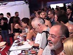 Soraya Wells y Amador Xtrem porno Extremo en SEB 2015
