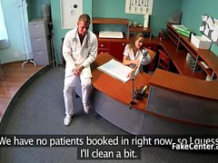 Doctor cheating his wife with nurse