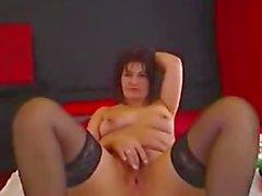 Sexy Bystig mogen Fingrar fittor