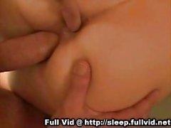Sleeping Teen Facial