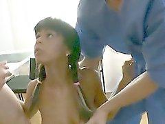 Sweet virginal examination