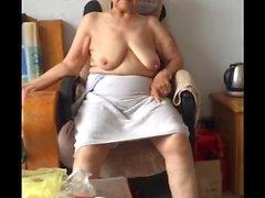 Asian farmor sex
