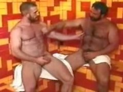 Jack Radcliffe In The Sauna gay porn gays gay cumshots swallow stud hunk