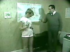 English Spanking Classic Marigold Academy xLx
