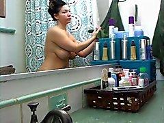 Kaareva herkullisen TEEN on kylpyhuone