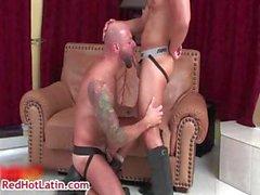 Dominik Rider and Dan Rhodes gay fucking