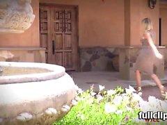 Hotwife Kagney Linn Karters Interracial Massage