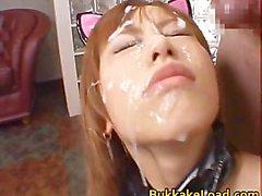 Hitomi Hayasaka pretty real asian sexy part2