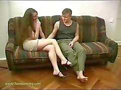 Russian Mature And Boy 043