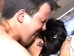Private Creampie Gangbang Party