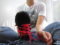 Cum in my Sneakers