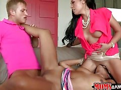 Katt invites friend against stepmom rule