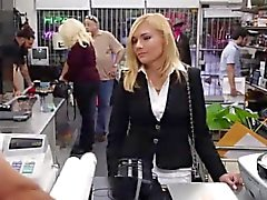 Brazzers blonde big tits massage Hot Milf Banged At The Pawn