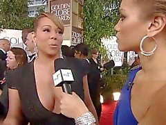 Mariah Carey Cleavage