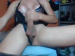 Giant Cock Cum Shemale Nicole Montero Porn Vio 71