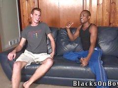Dylan Woodsin ottaa His ensimmäisen mustan Dickin