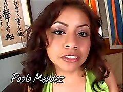 Hot Lil'Latin FuckToy Paola Mendez