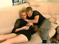 Russian Amateur Mom Goes Wild 05