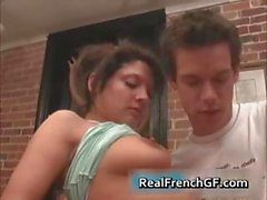 Super hot teen french gfs sharing hard part1