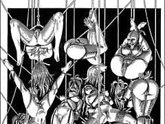 Sexual Bondage Hardcore Anal