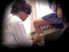 Schoolgirl caught stealing blackmailed 15