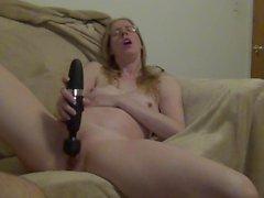 Fucking toys. Taking cock, Massive facial. I'm a lucky girl :)