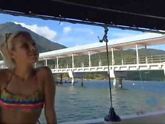 Creampie Paradise with Carmen Caliente