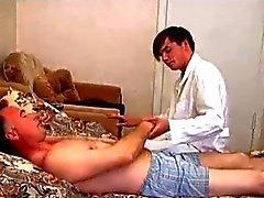 Follando con su medico