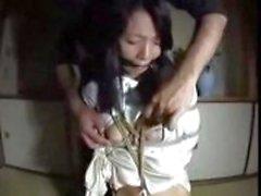 Japanska Äldre BDSM ( ocensurerade ) Pt 1