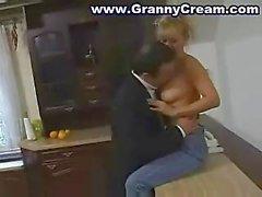 Verrückten Russian Ältere Mutter