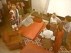 Ménage est fait maîtresse de cérémonie